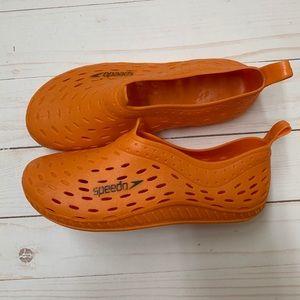 Brand new!  Kids speedo water shoes